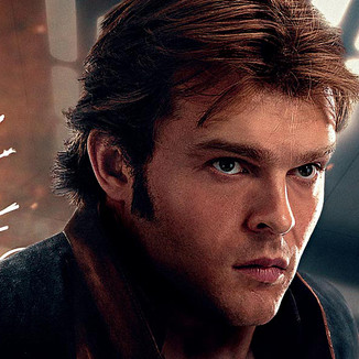 "Alden Ehrenreich assinou dois filmes depois de ""Solo: A Star Wars Story"""