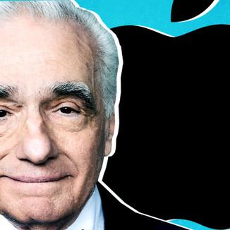 Martin Scorsese assina acordo preferencial com a Apple
