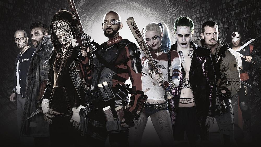 Apesar do fracasso de críticas, Esquadrão Suicida foi bem na bilheteria e o visual dos personagens ganhou um Oscar (Foto: Warner Bros. / Divulgação)