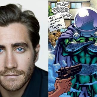 """Jake Gyllenhaal é confirmado como Mystério na sequência de """"Spider-man: Homecoming"""""""
