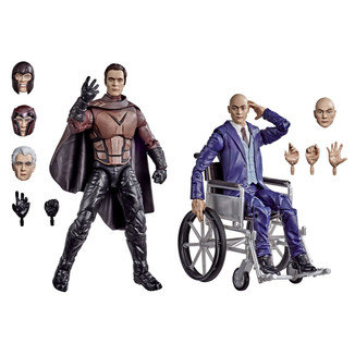 Hasbro anuncia linha de bonecos dos 20 anos de X-Men da Fox