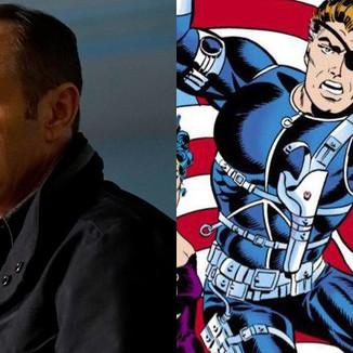 Agents of SHIELD revela trajes clássicos dos quadrinhos