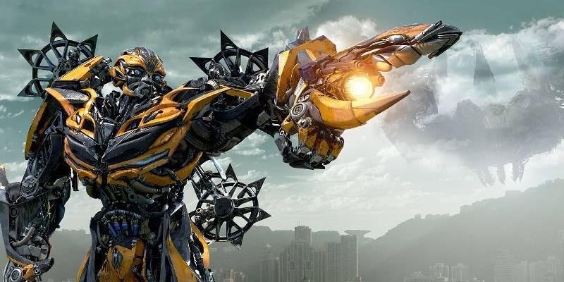 Já pensou Transformers levando uma estatueta?