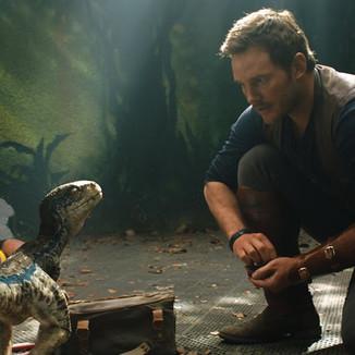 Jurassic World   CCXP 2017 - Jurassic World: Reino Ameaçado
