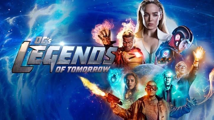 DC's Legends of Tomorrow começou com um spin-off, porém já ocupa um espaço de destaque no canal CW. (Imagem: Warner / Divulgação)