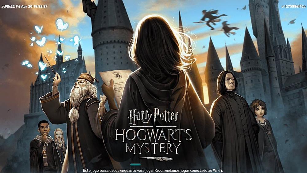 Harry Potter: Hogwarts Mystery é a principal aposta para os jogos mobile em 2018. (Imagem: Google Play Store / Divulgação)