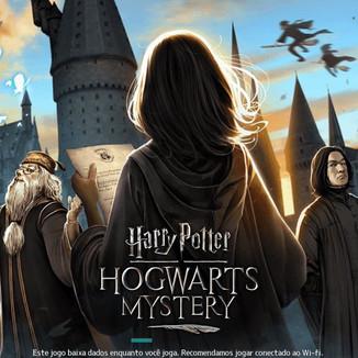 """O jogo """"Harry Potter: Hogwarts Mystery"""" finalmente é lançado para Android e IOS"""