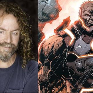 Ray Porter diz que não há problemas caso não seja o Darkseid em Novos Deuses