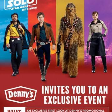 Solo: Uma história Star Wars - Nova imagem promocional é liberada
