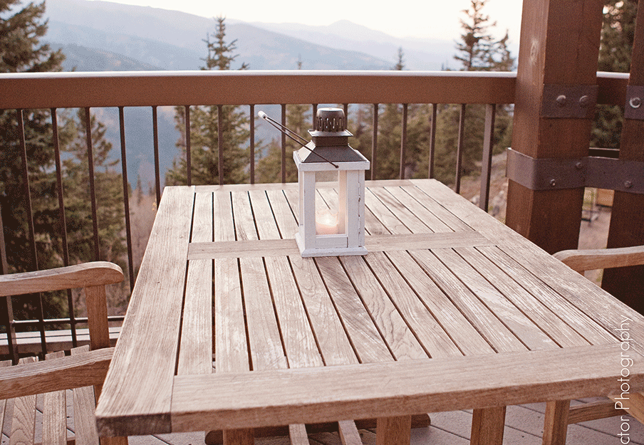 Simple White Lantern