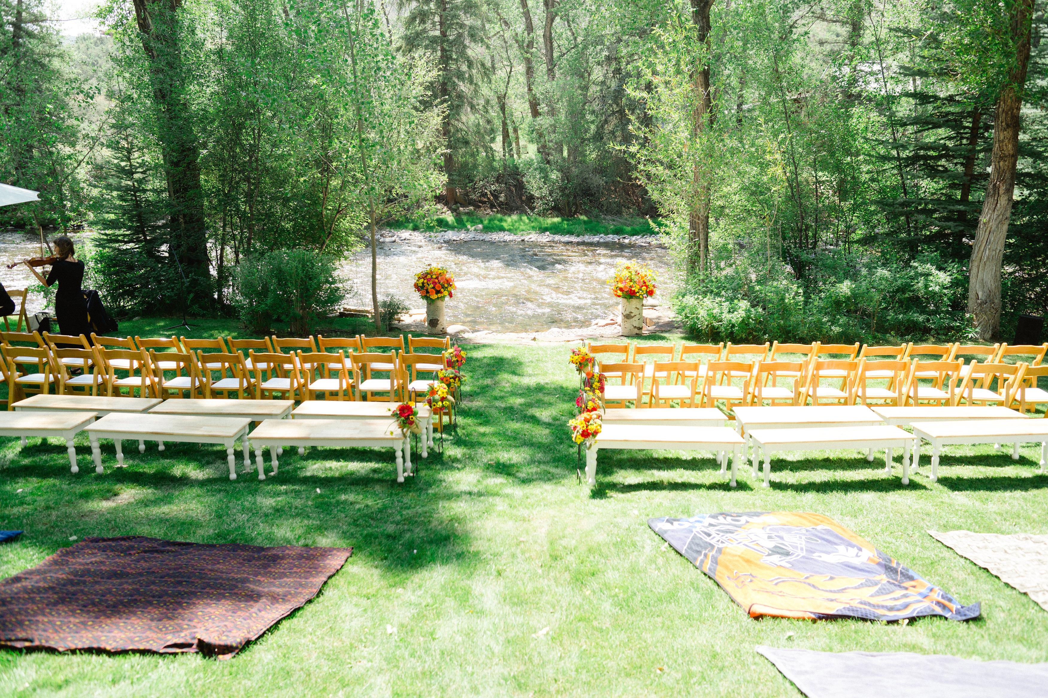 Riverside Ceremony Site