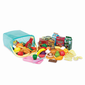 Toy of the Week: Play Food and Puppets