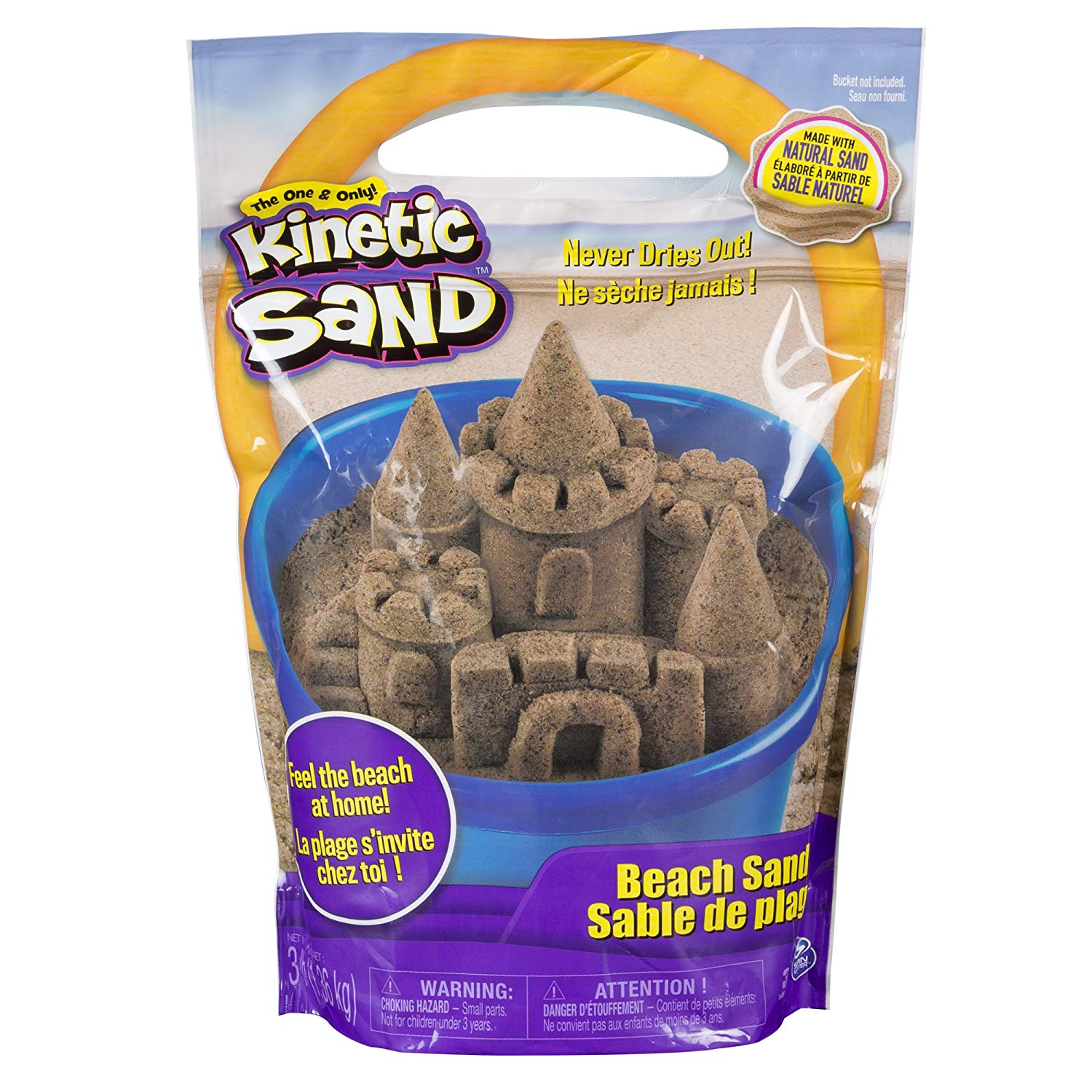Toy of the Week: Magnetic Sand