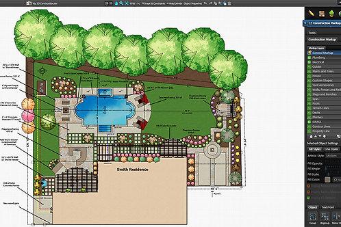 GreenExterior Design Package Tier 1