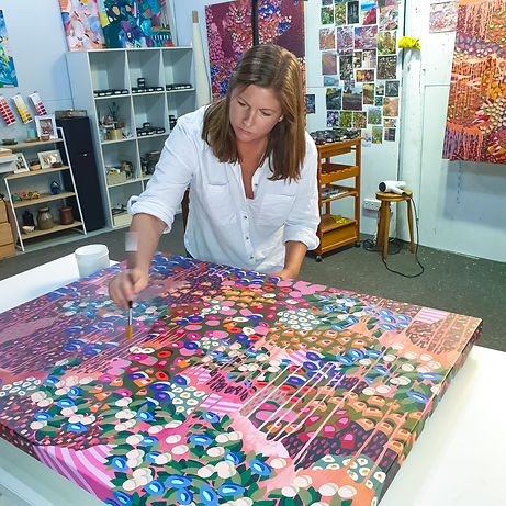 Alicia Beech Artist Commission