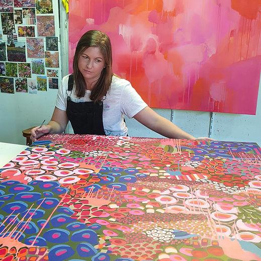 Alicia Beech Artist 2021 Untamed.jpg