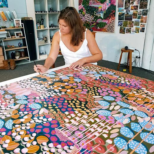 Alicia Beech Artist NZ studio.jpg