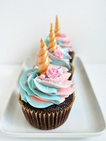 bursdagscupcakes