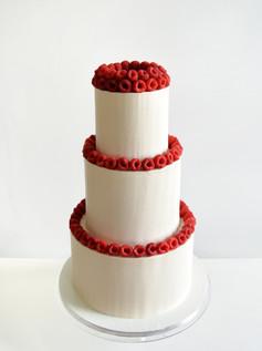 bryllupskake
