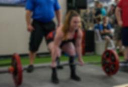 Lauren Meier USPA Powerlifting