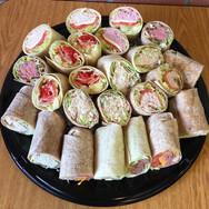 Variety Wrap Sandwich Platter