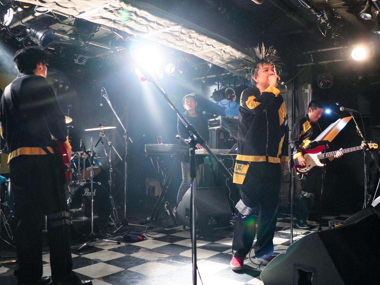 2018.11.11 有頂天 新宿ロフト