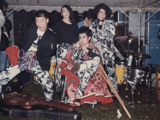写真館・1987.11.7 有頂天xラフィンノーズ②