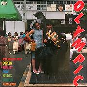 OLYMPIC,BOX,BOXレコード,有頂天,