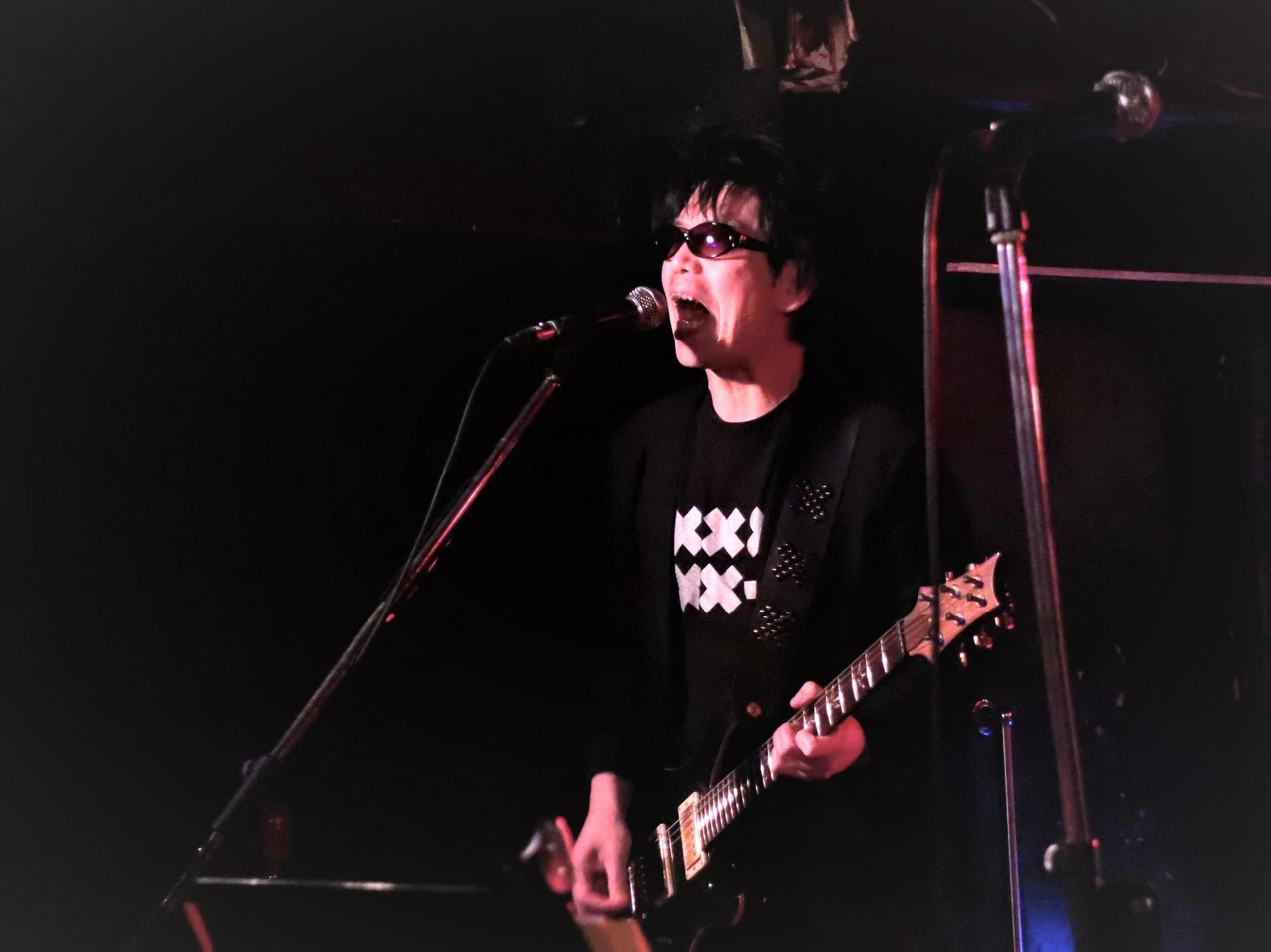 KERA 弾いてもらい語りライブ・有頂天(ゲスト)
