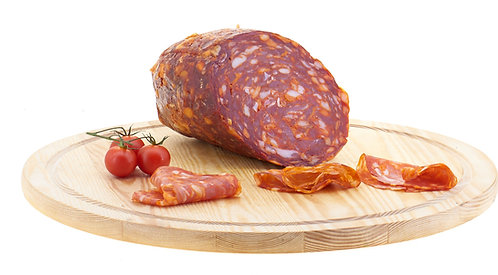 Suppa Salumi - Beef Ventricina Mild (Approx. 300g)