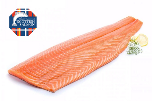 Salmon Fillet Scotland (Approx. 500g)