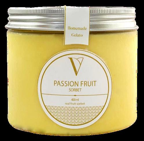 Vendôme - Passion Fruit Sorbet 400 ml