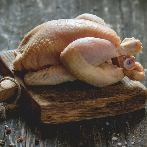 Corn Fed Baby Chicken Whole (Approx. 500g)