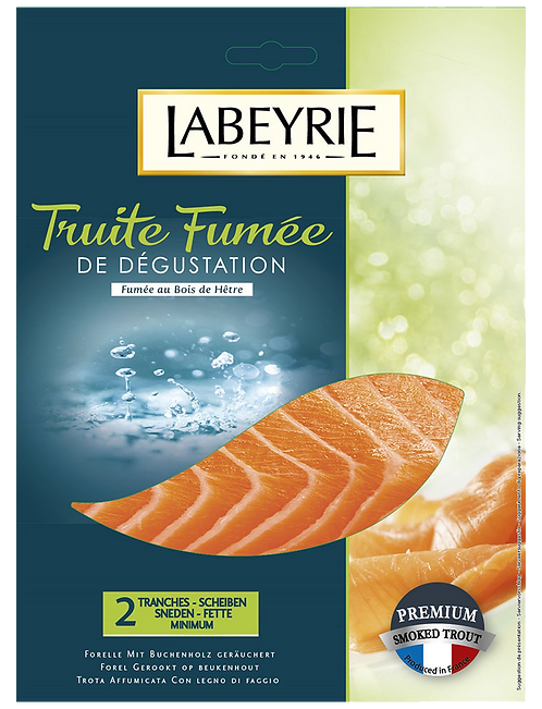 Labeyrie - Smoked Trout 75g