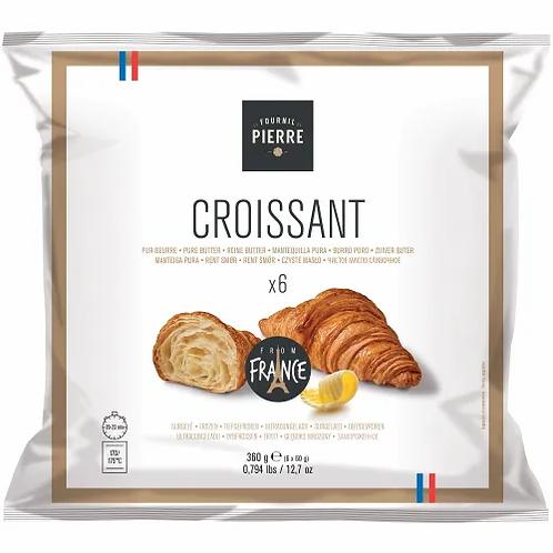 Le Fournil de Pierre - Pure Butter Croissant 6x60g