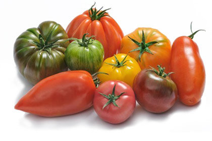 Heirloom Tomatoes 580g