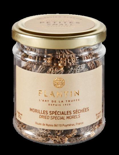 Plantin - Dried Special Morels Mushrooms 25g