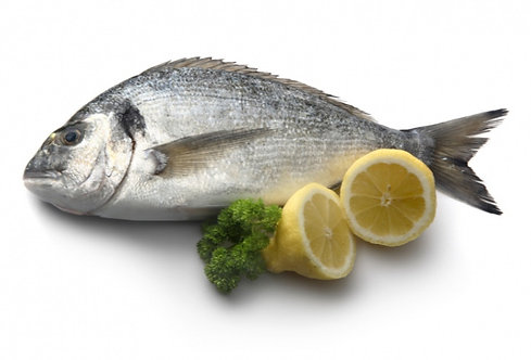King Seabream Whole Cleaned (400/600g)