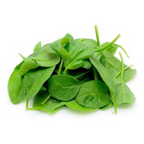Organic Baby Spinach 100g
