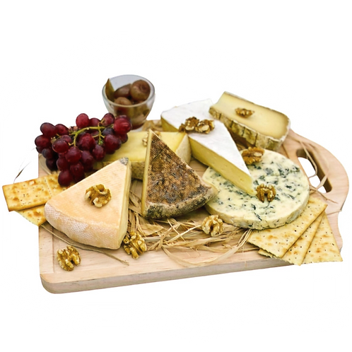 French Cheese Tasting Box - 6 to 8 kinds (Approx. 1.2kg)