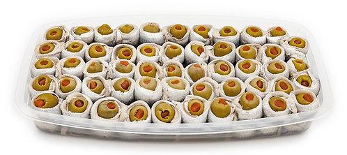Renna - Sardinella Rolls With Olives 150g
