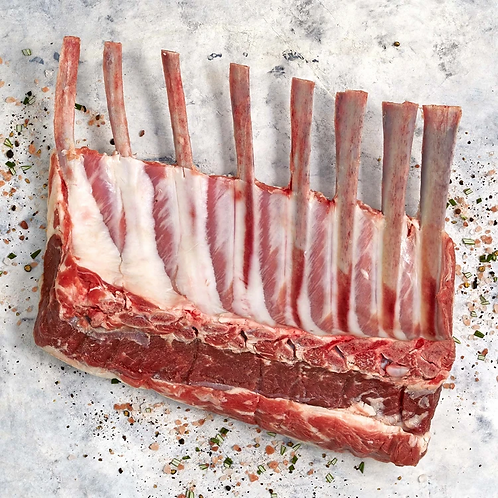 Lamb Rack Frenched (Australia - Approx. 1kg)