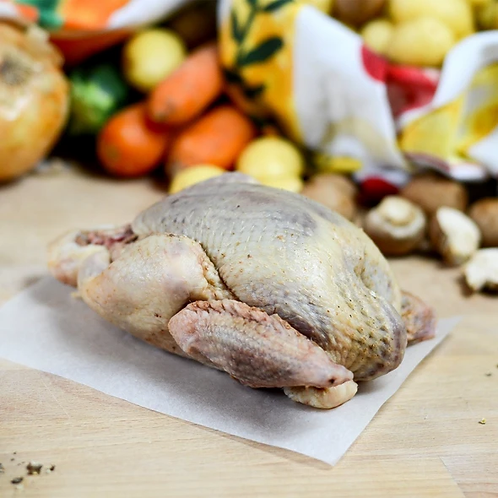 Free Range Pigeon Whole (Approx. 400g)