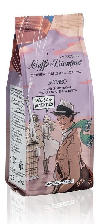 Caffé Diemme - Romeo Ground Coffee 200g