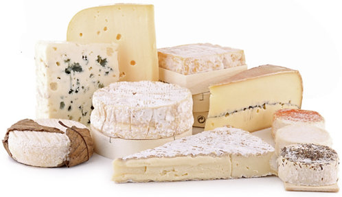 French Cheese Assortment - 6 to 8 kinds (Approx. 1.5kg)