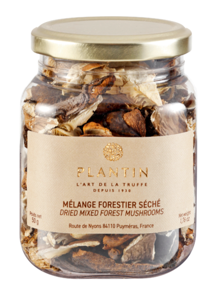 Plantin - Dried Mixed Forest Mushrooms 50g