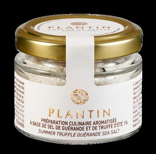 Plantin - Summer Truffle Guérande Sea Salt 100g