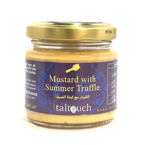 Italtouch - Truffle Mustard 80g