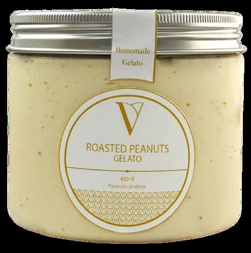 Vendôme - Roasted Peanuts Gelato 400 ml