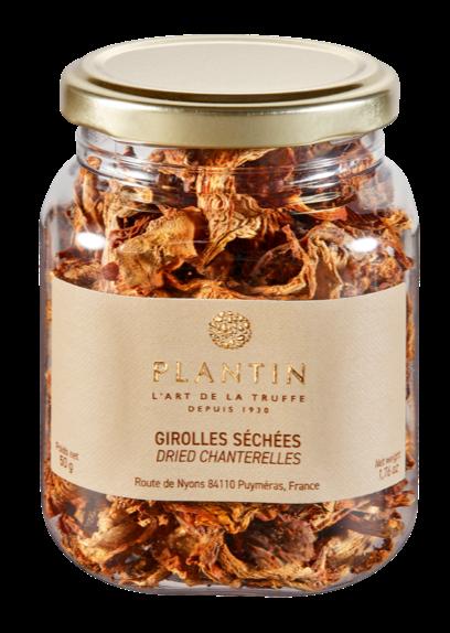 Plantin - Dried Chanterelles Mushrooms 50g